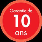 Garantie 10 ans | Lettrafix